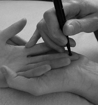 Behandling hos Sogn Refleksologi